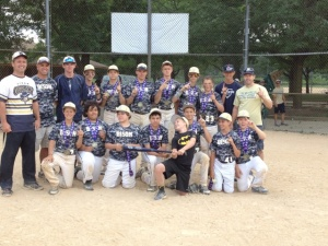 Team pic from championship