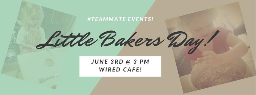 Little Baker Event Pic