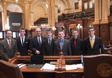 On Assembly Floor