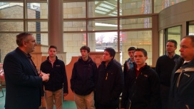 Tour at American Family Hospital